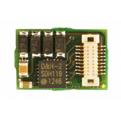 Decoder, 18-pin direct plug, 1.0A. DH18A
