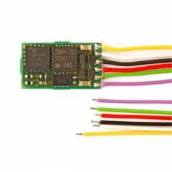 Decoder de 6 funciones, 500 mA. D&H FH05B-3