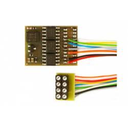 Decoder, 8-pin plug, 2.0A. DH21A-2