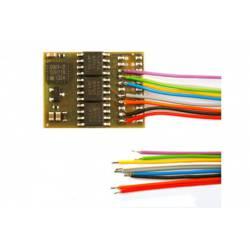 Decoder de 9 cables, 2.0A. DH21A-3