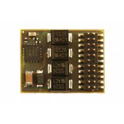 Decoder de 22 pins, 2.0A. DH22A-4