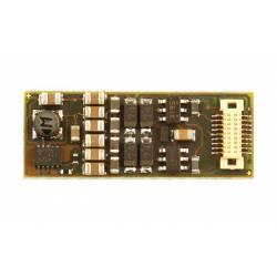 Decoder de sonido de 18 pins, 1.0A. D&H SD18A