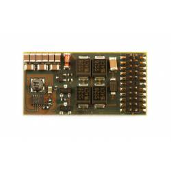 Decoder de sonido de 22 pins, 2.0A. D&H SD22