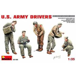 US army drivers.