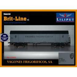 Vagón frigorífico RENFE. LILIPUT 235658