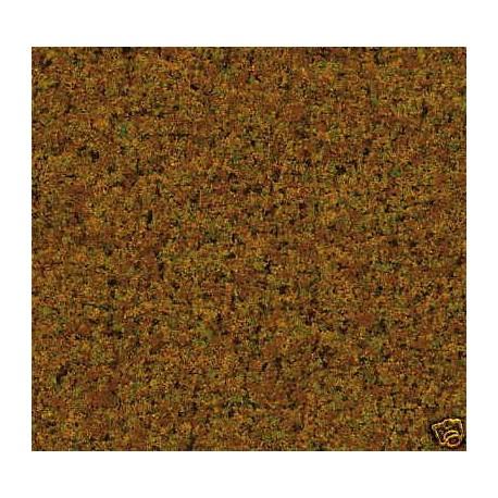 Foliage Brown, 3 colours. BUSCH 7347
