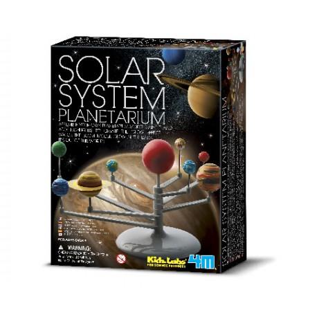 Sistema solar: Planetarium. 4M 00-03257