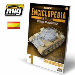 Enciclopedia de blindados. Vol.1: Construcción. AMIG 6160