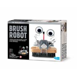 Robot-cepillo. 4M 00-03282