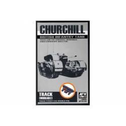 Cadenas para Churchill. AFV CLUB 35156