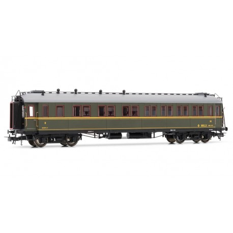 2und and 3rd class coach, RENFE - BBC 317. ELECTROTREN 15014