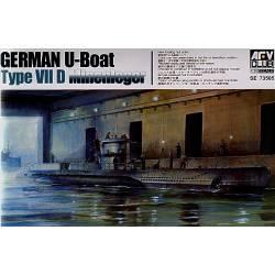 German U-boat. AFV CLUB 73505