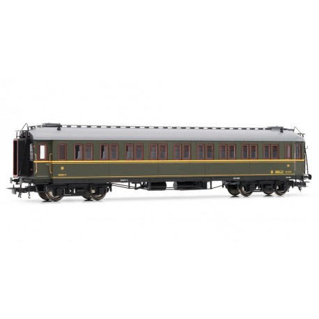 3rd class coach, RENFE - CC 400. ELECTROTREN 15015