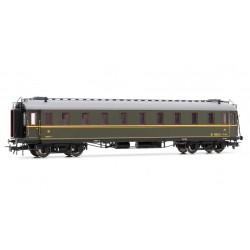 3rd class coach, RENFE - CC 334. ELECTROTREN 15016