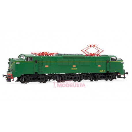 Electric locomotive RENFE 278.016. ELECTROTREN 3028