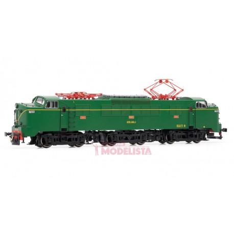 Electric locomotive RENFE 278.016. Sonido. ELECTROTREN 3028S