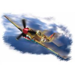 "P-40M ""Warhawk""."