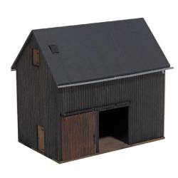 Wooden Shed. BUSCH 1401