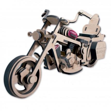 Moto Custom. ARTYMON 5505
