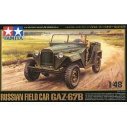 Russian Field Car GAZ-67B. TAMIYA 32542