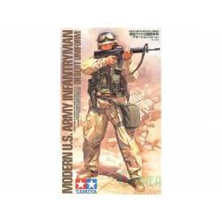 Infantería USA, desierto. TAMIYA 36308