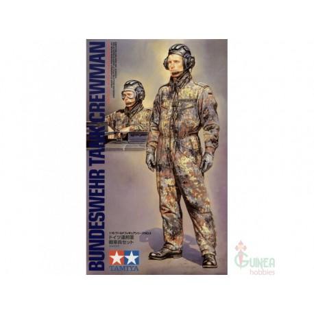 Tank crewman. TAMIYA 36309