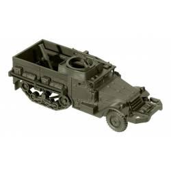 Semioruga M21 con mortero. ROCO MINITANKS 05093