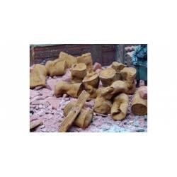 Bidones oxidados. JUWEELA 23333
