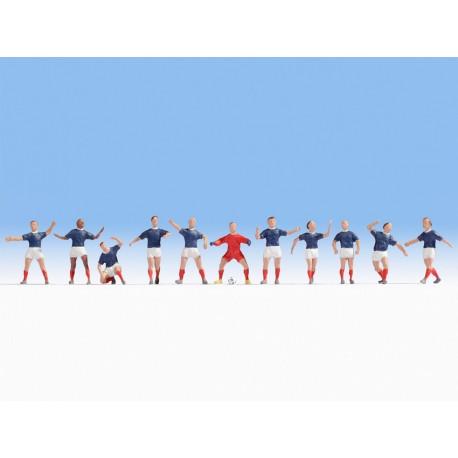 Selección francesa de fútbol. NOCH 15973