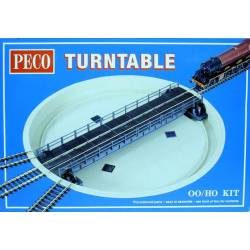 Turntable. PECO LK-55