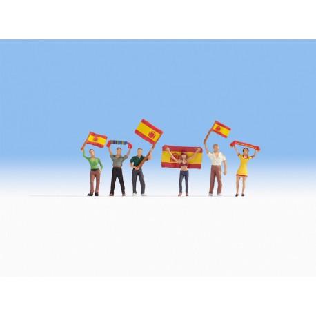 Aficionados españoles. NOCH 15984