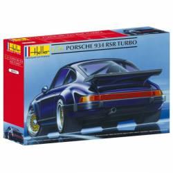 Porsche 934 RSR Turbo. HELLER 80714