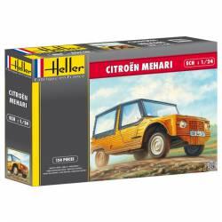 Citröen Mehari. HELLER 80760