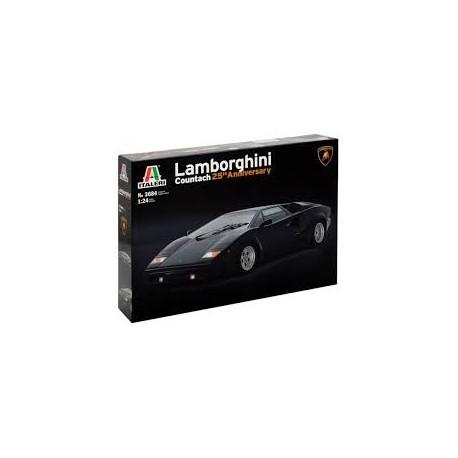 Lamborghini Countach. ITALERI 3684