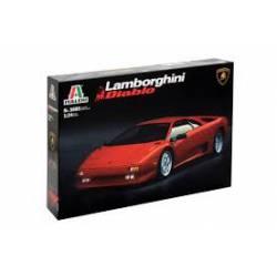 Lamborghini Diablo. ITALERI 3685