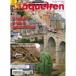 Revista Maquetren, nº 279. Mayo 2016