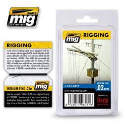 Rigging, 0,02 mm. AMIG 8017