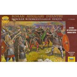 Roman auxiliary infantry. ZVEZDA 8052