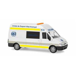 Ford Transit 2000, Ambulancia 061. RIETZE 51063