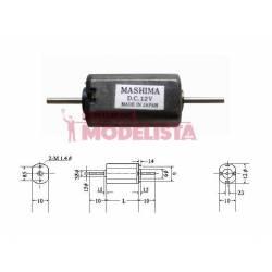 DC motor, 24mm. MASHIMA MHK-1024D