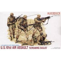 US 101st Air Assault soldiers.
