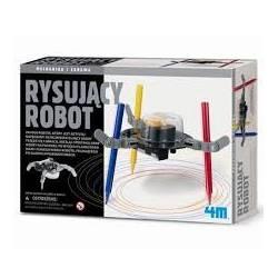 Robot-dibujante. 4M 3280