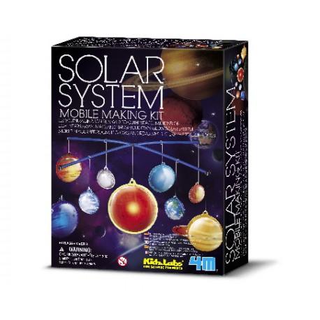 Sistema solar. 4M 3225