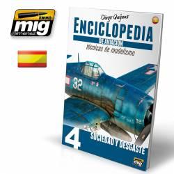 Enciclopedia modelismo de aviación. Vol.4: Suciedad y Desgaste