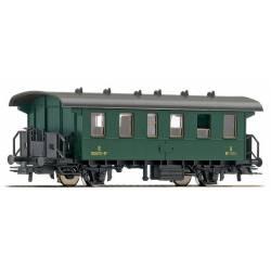 2nd class passenger carriage, RENFE.