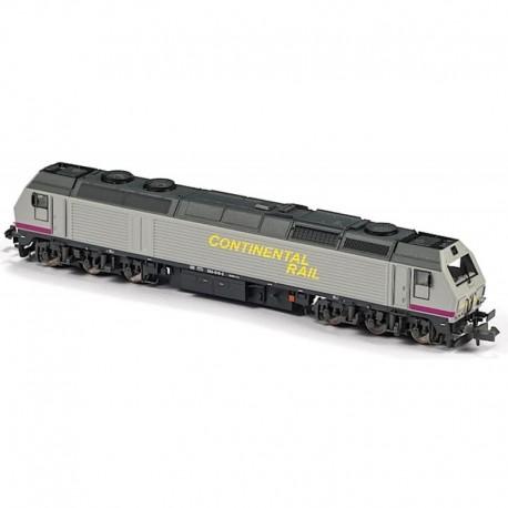 Locomotora diesel 333, Rosco - Continental. DCC. MFTRAIN 13347D