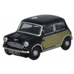 Mini, Black/Wicker. OXFORD NMN004