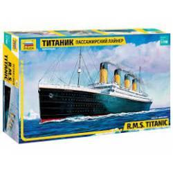 R.M.S. Titanic. ZVEZDA 9059