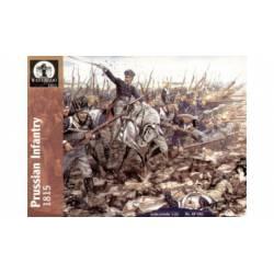 Infantería prusiana. WATERLOO AP030