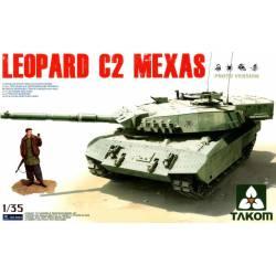 Canadian MBT Leopard C2.